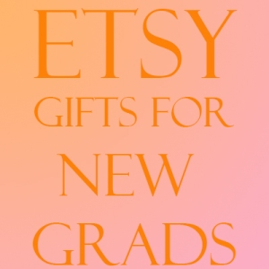 etsy for new grads