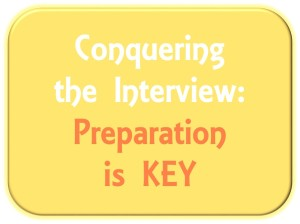 interview - prep